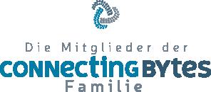 Die Mitglieder der ConnectingBytes Familie